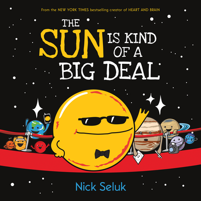 The Sun Is Kind of a Big Deal Cover Image
