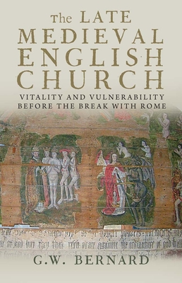 Cover for The Late Medieval English Church