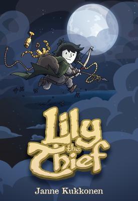 Lily the Thief Cover Image