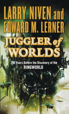 Cover for Juggler of Worlds (Known Space #2)