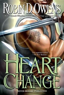 Heart Change (A Celta Novel #8) Cover Image