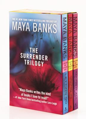 Surrender Trilogy Boxed Set Cover Image