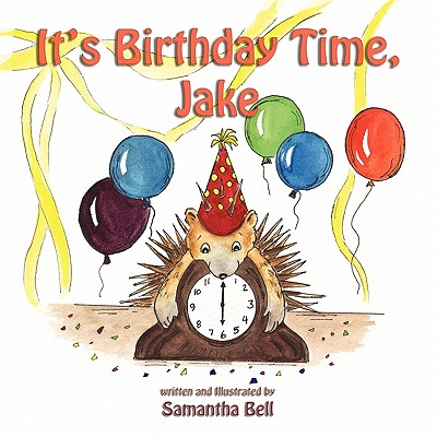 It's Birthday Time, Jake! Cover Image