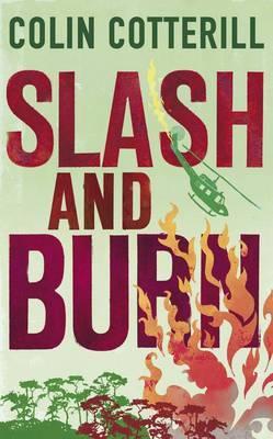 Slash and Burn Cover