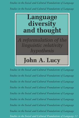 Language Diversity and Thought Cover
