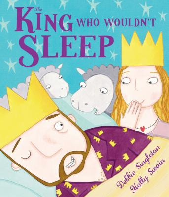 The King Who Wouldn't Sleep Cover
