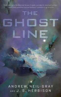The Ghost Line Cover Image
