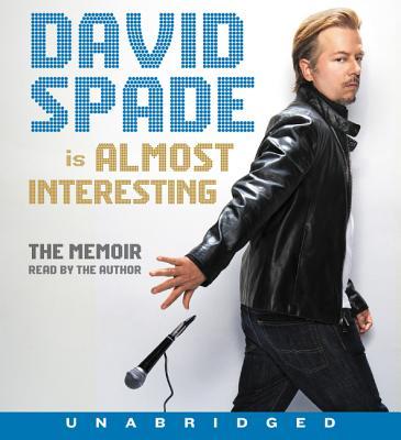 Almost Interesting: The Memoir Cover Image
