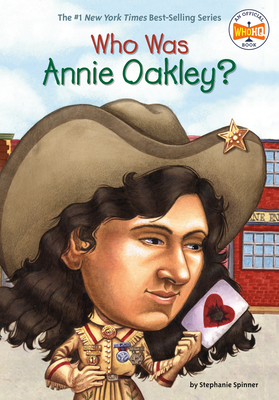 Who Was Annie Oakley? (Who Was...?) Cover Image