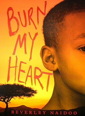 Cover for Burn My Heart
