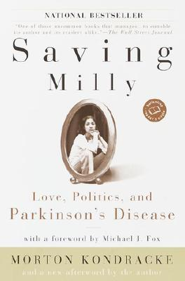 Saving Milly: Love, Politics, and Parkinson's Disease Cover Image