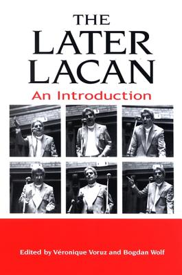 The Later Lacan: An Introduction Cover Image