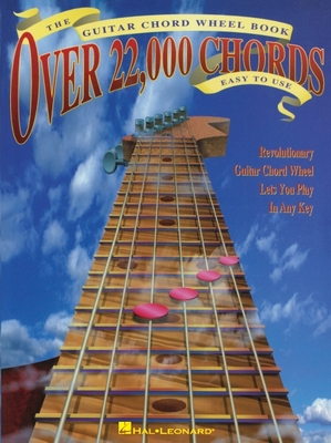 The Guitar Chord Wheel Book Cover