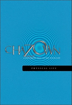 Chazown - Physical Life DVD Cover Image