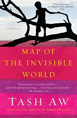 Map of the Invisible World: A Novel Cover Image