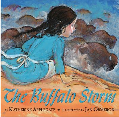 The Buffalo Storm hardcover Cover