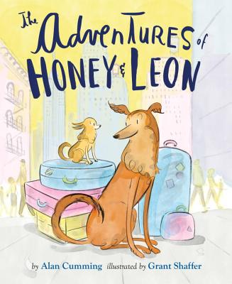 The Adventures of Honey & Leon Cover Image