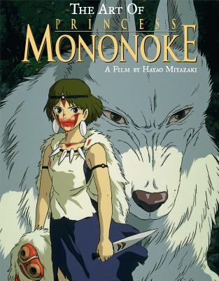 The Art of Princess Mononoke Cover Image