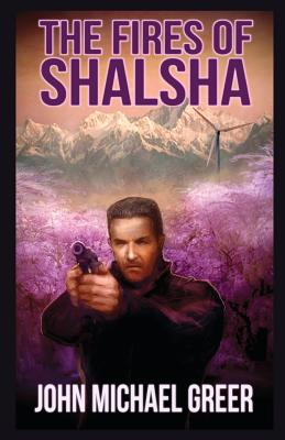 Cover for The Fires of Shalsha