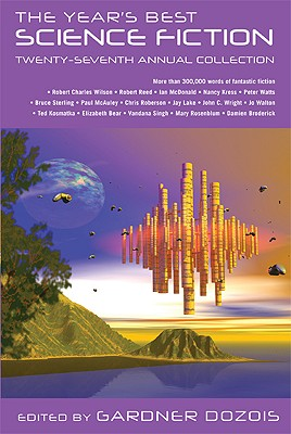 The Year's Best Science Fiction: Twenty-Seventh Annual Collection Cover Image