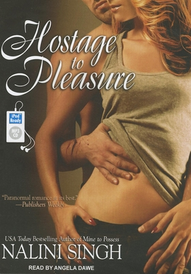 Cover for Hostage to Pleasure (Psy/Changeling Novels (Audio) #5)