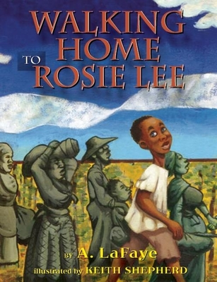 Walking Home to Rosie Lee Cover Image
