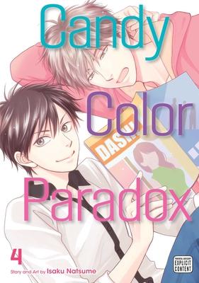 Candy Color Paradox, Vol. 4 Cover Image