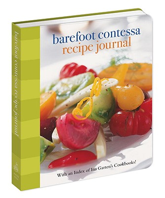 Barefoot Contessa Recipe Journal Cover