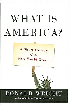 What Is America? Cover