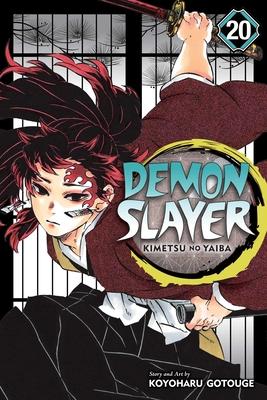 Demon Slayer: Kimetsu no Yaiba, Vol. 20 Cover Image