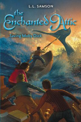 Saving Moby Dick Cover