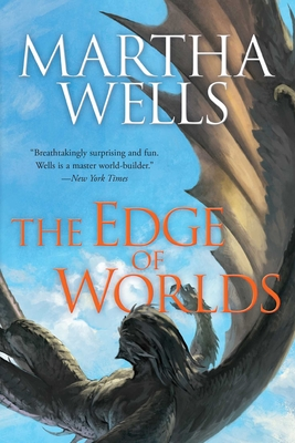 The Edge of Worlds: Volume Four of the Books of the Raksura Cover Image
