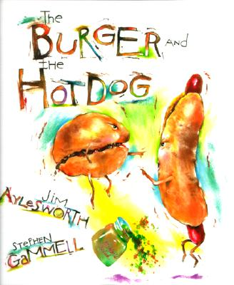 The Burger and the Hot Dog Cover