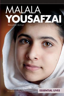 Malala Yousafzai: Education Activist: Education Activist (Essential Lives Set 8) Cover Image