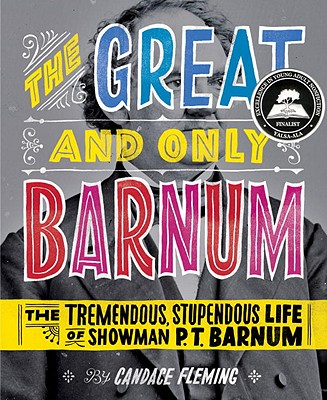 The Great and Only Barnum Cover