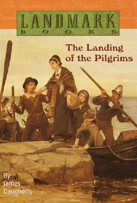 The Landing of the Pilgrims Cover