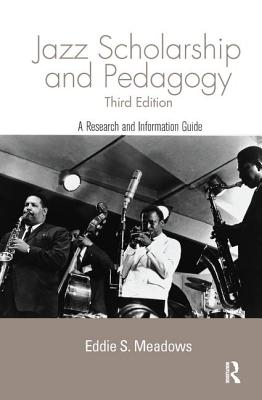 Jazz: Research and Pedagogy (Routledge Music Bibliographies) Cover Image