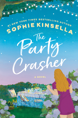 The Party Crasher Cover Image