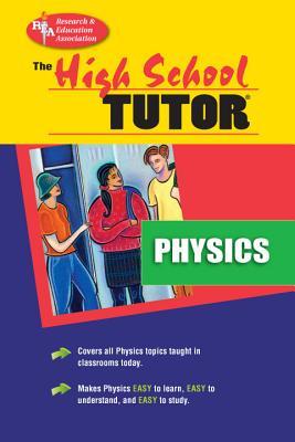 High School Physics Tutor (High School Tutor Series) Cover Image