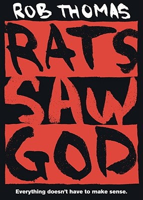 Rats Saw God Cover
