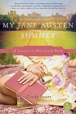 My Jane Austen Summer Cover