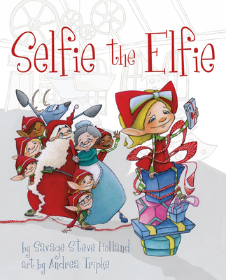 Cover for Selfie the Elfie