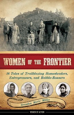 Women of the Frontier Cover