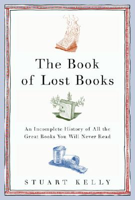 The Book of Lost Books Cover