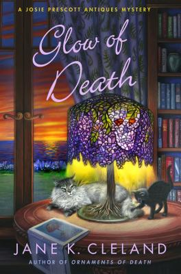 Glow of Death: A Josie Prescott Antiques Mystery (Josie Prescott Antiques Mysteries #11) cover