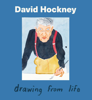 David Hockney: Drawing from Life cover