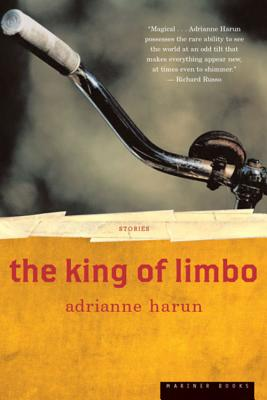 The King of Limbo: Stories Cover Image