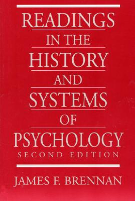 Readings in the History and Systems of Psychology Cover Image