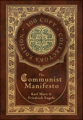 The Communist Manifesto (100 Copy Collector's Edition) Cover Image