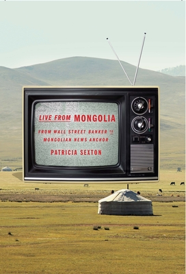 Cover for Live From Mongolia